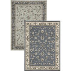 Artisan Flora Area Rug (7'9 x 11') - Overstock™ Shopping - Great Deals on 7x9 - 10x14 Rugs
