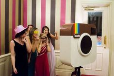 DIY Social Photo Booths - This DIY Photo Booth is an Instagram-Inspired Photo Delight (GALLERY)