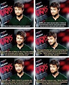 Daniel Radcliffe Had The Perfect Response When Asked About Being A Sex Symbol