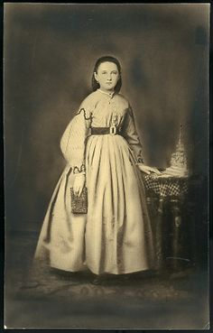 Portrait of a Girl, c. 1850s