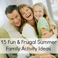 """15 Fun and Frugal Summer Family Activity Ideas  Build a mock beehive....have an """"art party""""...some ideas that we already do, some neat new ones."""