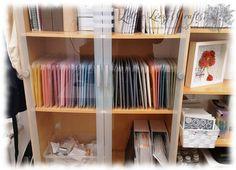 Studio, Bookcase, Shelves, Crafts, Home Decor, Shelving, Manualidades, Decoration Home, Room Decor