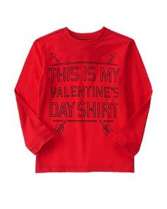 This Is My Valentine's Day Shirt Tee
