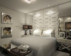 suite casal bedroom for Jessica
