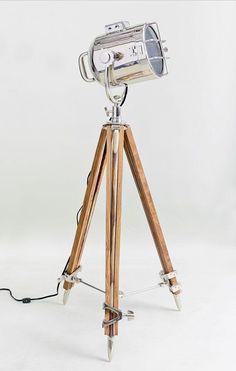 Nautical Inspired Floor Lamps