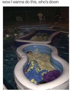 15 ideas for party pool night awesome Fun Sleepover Ideas, Sleepover Fort, Sleepover Activities, Summer Activities, Girl Sleepover, Indoor Activities, Diy Pinterest, Things To Do, Good Things