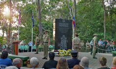 Every year, the people of Malaysia particularly in Sandakan are commemorating their great heroes who died in 1945 during the World War II.