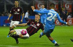 Prediksi AC Milan vs Napoli, 22 Januari 2017