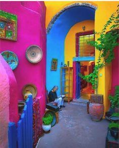 Foto que me acaban de enviar de Mexico,y que quiero compartir con vosotros ,por la belleza de su colorido.