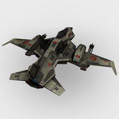 3d 6 jet fighters