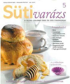 Sutivarazs 05 szam(2013) Easy Desserts, Food And Drink, Favorite Recipes, Bread, Baking, Cake, Entertainment, Koken, Pastel