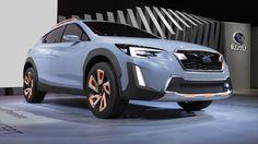 2018 Subaru XV Interior Style Design Vehicle Rumors
