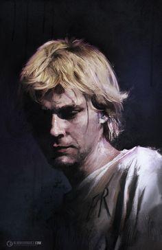 Pop Art, Kurt Cobain, Nirvana, Joker, Love You, Tumblr, Urban, Fictional Characters, Inspiration