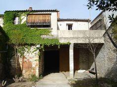 La fabulosa transformación de una casa ubicada en las inmediaciones de un pintoresco viñedo francés.