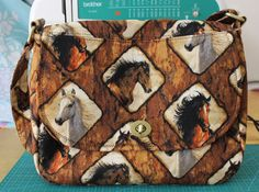 Handmade Handbag Cotton Ramie Message Bag  Cotton by Mingxiastore