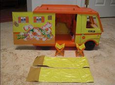 Barbie Camper Van circa 1973