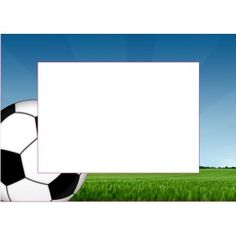 show off your soccer superstar in this soccer picture frame add a individual photo or