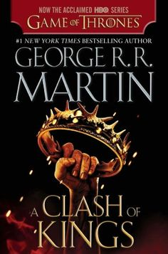 The story explodes...war has started.  A Clash of Kings - Book 2 of the series 'A Song of Ice & Fire' by George R.R. Martin