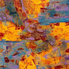« Les Zarts de Béné – Acrylique 80 x 80 cm » Salvador Dali, La Reverie, Le Havre, Art Abstrait, Les Oeuvres, Abstract, Artwork, Chiaroscuro, Landscape