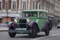 Wikov 7/28 Sedan 1929