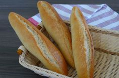 Bánh mì – Vietnamese Baguette