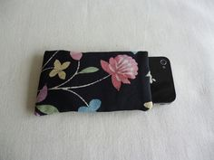 Kimono silk iphone case