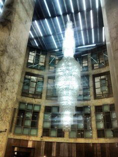 Lustre do Edificio  Altino arantes,( Antiga torre do Banespa)