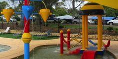 BIG4 Karuah Jetty Caravan Park Water Play and swimming pool, Port Stephens Region, New South Wales