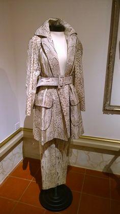 2 piece set snake print - Gianfranco Ferrè #fashion #vintage #gianfrancoferre