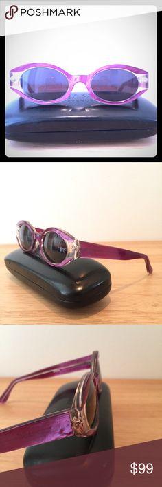 90017b1e901 AUTHENTIC NWT KIRK ORIGINALS sunglasses with case GORGEOUS KIRK ORIGINALS