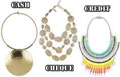 ccc statement necklaces