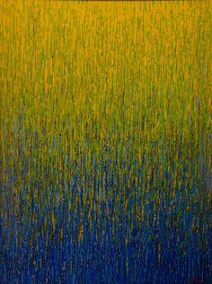 Saatchi Online Artist: Tadeusz Gazda; Oil, Painting Abstract 2