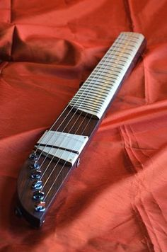 Travel Guitar - Always Wanted To Learn Guitar? Start Using These Tips Today! Learn Guitar Chords, Guitar Diy, Music Guitar, Cool Guitar, Music Instruments Diy, Homemade Instruments, Unique Guitars, Custom Guitars, Learn Guitar Online