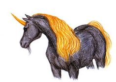The Unicorn by centauressa
