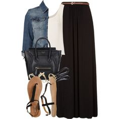 A fashion look from August 2014 featuring Topshop tops, Wet Seal sandals i DesignSix rings. Browse and shop related looks.