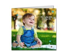 carte invitation anniversaire anniversaire etoile