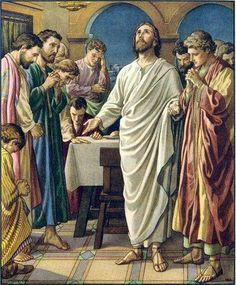Buenos días hermanitas y hermanitos, les dejo el link del Evangelio de hoy san Marcos 16, 9-15 http://es.catholic.net/op/articulos/14717/apariciones-de-jess-a-sus-discpulos.html para que unidos en familia lo lean, contemplen, mediten, se queden con una frase o palabra que les llegue al ♥ y descubran a que los invita a realizar en este día. Les deseo un excelente sábado, Dios los Bendiga.   También pueden leer la meditación del papa Francisco. #AñoDeLaVidaConsagrada.