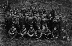 The French Foreign Legion suffered so many casualties that by late 1915 all 16 regiments had been amalgamated into one