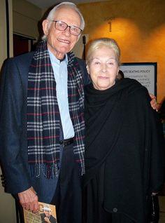 Alan and Marilyn Bergman-songwriters Married 1958
