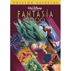 Fantasía 2000: Edición Especial [DVD]: Amazon.es: James Alga^Eric Goldberg: Cine y Series TV