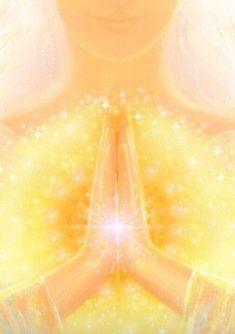 Meditation, Yoga Art, Angel Art, Visionary Art, Sacred Art, Divine Feminine, Psychedelic Art, Love And Light, Sacred Geometry