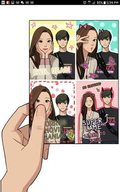 Suho, Evil Dead, My Romance, Drawing Sketches, Drawings, Webtoon Comics, Fun Comics, Couple Art, Manga To Read