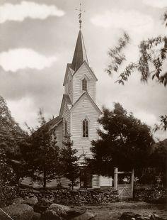 Hafslo kirke | Flickr - Photo Sharing!