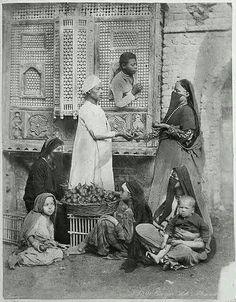 Egyption women  from 18 Century