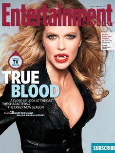 Entertainment Weekly Special Edition Cover: PAM DE BEAUFORT (Kristen Bauer van Straten)