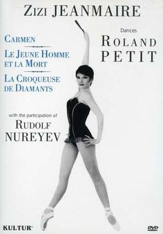 Zizi Jeanmaire (born 1924) is a ballet dancer and widow of renowned dancer and choreographer Roland Petit. She became famous in the 1950s after playing the title role in the ballet version of Carmen, produced in London in 1949, and went on to appear in several Hollywood films.