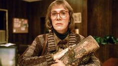 Image result for log lady twin peaks