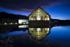 Dalmunach Distillery, Moray / Archial Norr (Inverness Studio)