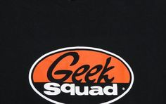 NEW GEEK SQUAD COMPUTER EMPLOYEE STAFF TEE T SHIRT Sz Mens XL