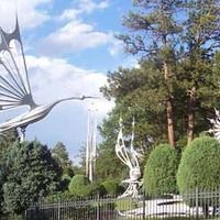 Colorado Springs, CO - Starr Kempf's Metal Sculptures